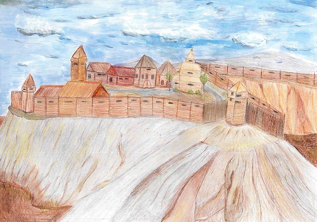 рисуем историю картинки чайхана